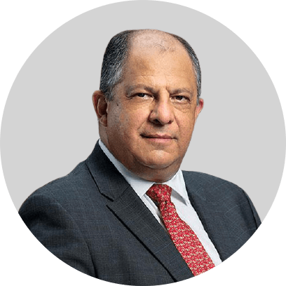 LUIS GUILLERMO SOLIS  Interim Director, Kimberly Green Latin American Caribbean Center, FIU