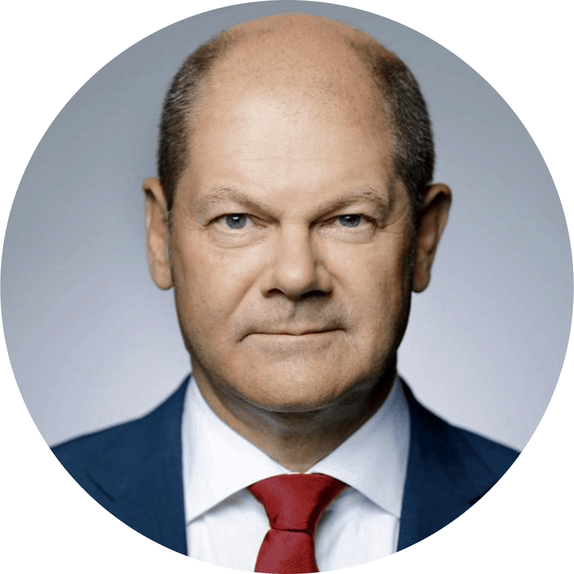 OLAF SCHOLZ  Federal Minister of Finance, Germany